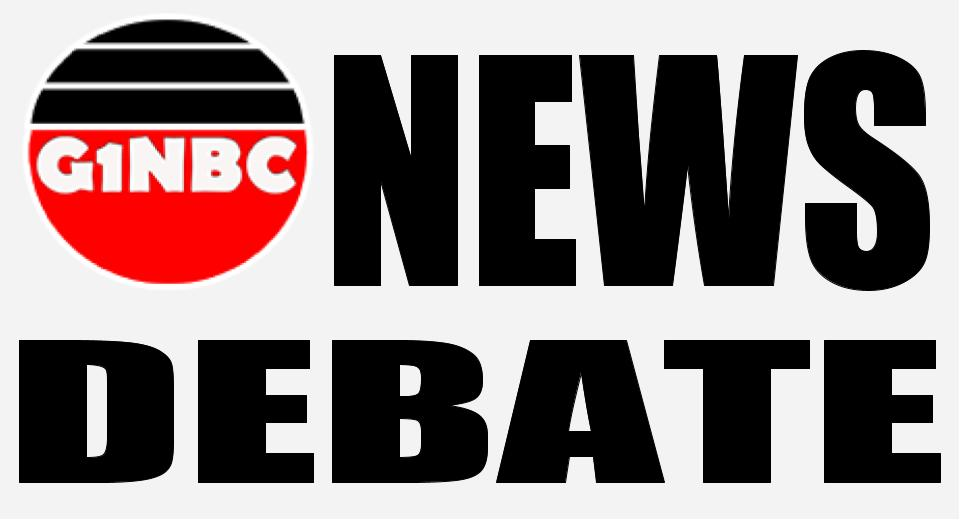 G1NBC NEWS DEBATE